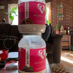 Women's Best Shakes